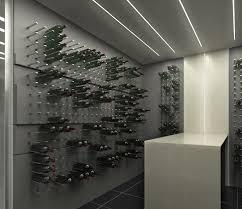 Storage Walls Stact Modular Wine Wall Zamp Co