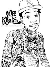 hd wallpapers wiz khalifa coloring pages dig kbtc info