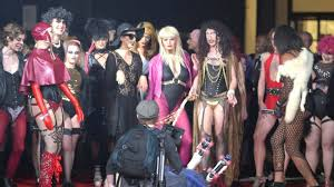 the rocky horror picture show 40th anniversary party official