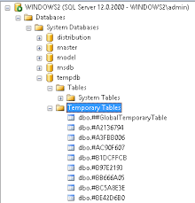 Temp Table Sql Server Creating Temporary Tables In Sql Server