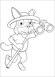 fun coloring pages babar adventure badou coloring pages