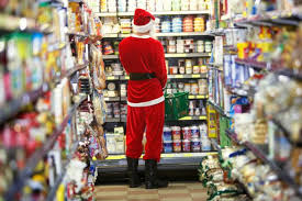 how late are the shops open for closing hours for christmas eve