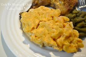 crock pot macaroni u0026 cheese culinary craftiness