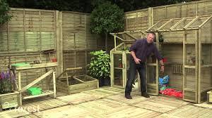 victorian garden walls forest garden grow your own u0026 greenhouses youtube