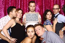 photo booth philly photo booth corporate photo booth hashtag printing