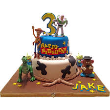 cheap cakes disney story birthday cake gumpaste characters and store cheap