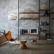 Concrete Interior Design by Concrete Interior How To Work The Trend The Rug Seller Blog