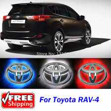 toyota car logo light home decor picture more detailed picture about led car