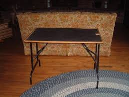 diy dog grooming table diy homemade grooming table made with plywood and folding table legs