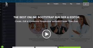 layoutit video 14 highly advanced bootstrap tools and generators for web developers