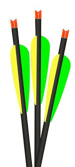 20 crossbow bolts with lighted nocks tired of lost bolts get this 3 pk of barnett 20 crossbow bolts