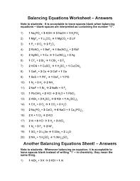 section 2 practicing equation balancing answers jennarocca