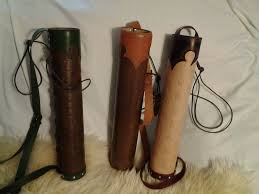 buy a handmade custom arrow quiver made to order from wetterworks