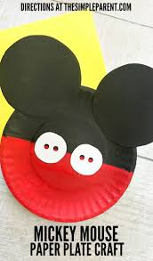 Paper Plate Craft Ideas For Kids Disney Themed Crafts For Preschoolers Vinegret 9d40e540e2d8