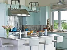 Paint Ideas For Kitchens Seaside Design Paint Ideas For Kitchen Cabinets Coastal Living