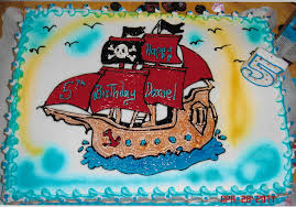 pirate cake u2014 north shore kosher bakery