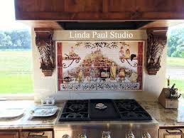 Best Kitchen Backsplash Ideas And Designs Images On Pinterest - Backsplash mural