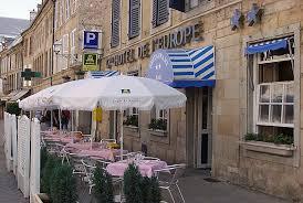 chambres d hotes langres menus grand hotel de l europe