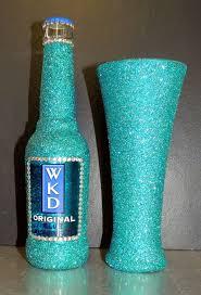 Wedding Gift Glasses 80 Best Diy Gifts Images On Pinterest Glitter Wine Glasses