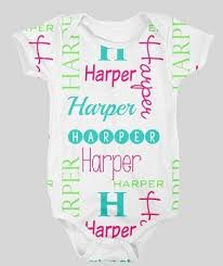 customized baby customized baby onesie