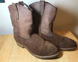 womens size 9 eee boots wing boots 9 etsy