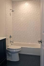 bathroom shower white subway tile bathroom wall tiles white