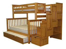 bedroom bunk bed with trundle and slide bunk bed with trundle