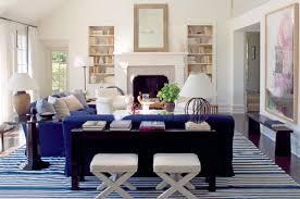 utah interior blue and white underfoot