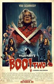 halloween mark check out the latest poster for u0027boo two a madea halloween