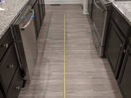 kitchen cabinets with gray floors colors to compliment gray floors brown cabinets