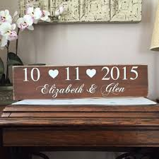 wedding gift signs shop established wedding signs on wanelo
