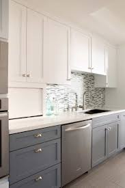 Two Toned Kitchen Cabinets by Functional Kitchen Cabinets Design And Layout 23891 Kitchen Ideas
