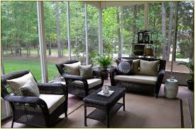 Small Screened Patio Ideas Outdoor Screened Porch Furniture