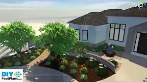 back yard designs front and backyard design with drought tolerant landscaping youtube