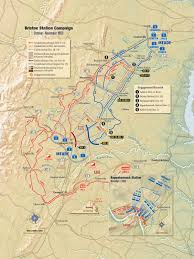 Battle Of Gettysburg Map The War In Their Words Campaign Of The Two Dogs