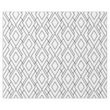 deco wrapping paper diamond wrapping paper zazzle
