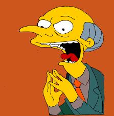 Mr Burns Excellent Meme - 55 entries in mr burns wallpapers group