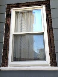 Exterior Door Casing Replacement Exterior Door Wood Molding Replacing Exterior Wood Window Trim