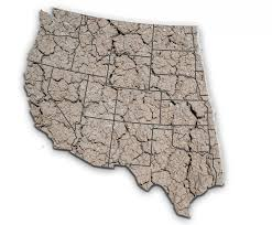 Map Of The Western States by Climate Change Increases Mega Drought Risk In Southwest