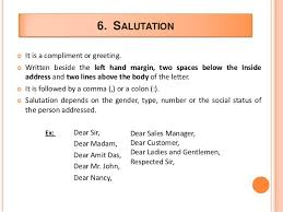 cover letter greeting 17 best ideas about business letter sample