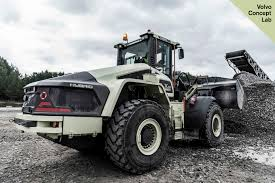 2016 volvo tractor volvo electric site strives for 95 emissions free quarry
