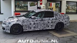 2018 bmw m5 shows its aggressive front seat