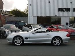used mercedes convertible used mercedes sl for sale skelmersdale lancashire