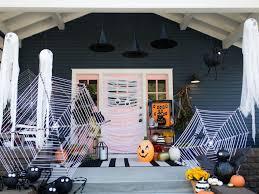 Room On The Broom Craft Ideas - 65 diy halloween decorations u0026 decorating ideas hgtv