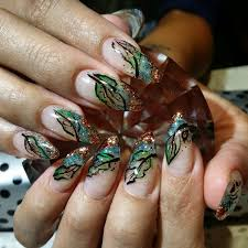 lovely 22 thanksgiving nail designs 2018