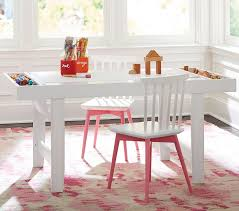 art play table pottery barn kids