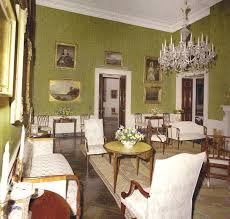 White House Dining Room The Devoted Classicist Jacqueline Kennedy U0027s Green Room
