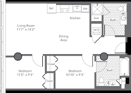 the ivy floor plans floor plans the hecht warehouse at ivy city washington dc