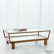 global views coffee table global views taper coffee table candelabra inc