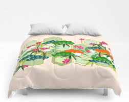 purple comforter pineapple duvet cover full queen king